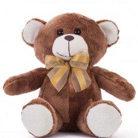 urso de pel cia 30 cm xande marrom
