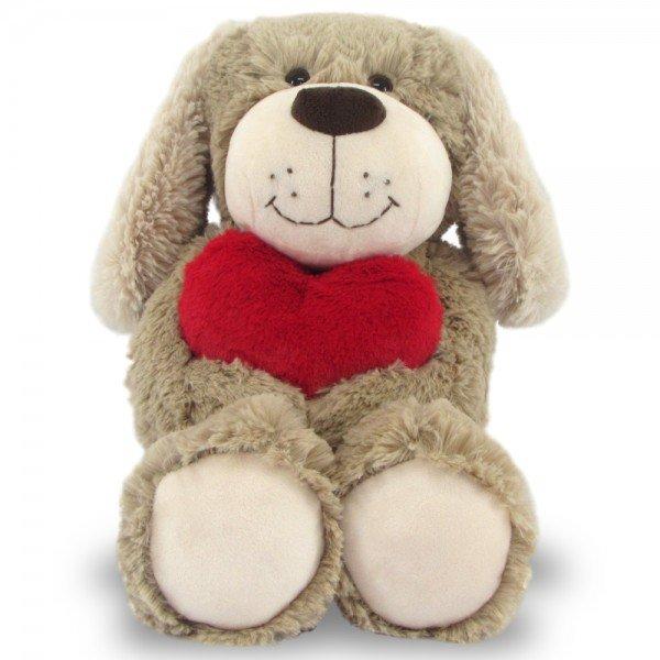 cachorro de pel cia 45 cm amoroso em avel