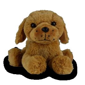 lit1636cr cachorro de pel cia 33 cm engra adinho caramelo