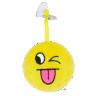bbr0034li chaveiro emoticon 10 cm mostrado lingua