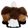 fe6732ag aguia de pel cia 34 cm marrom