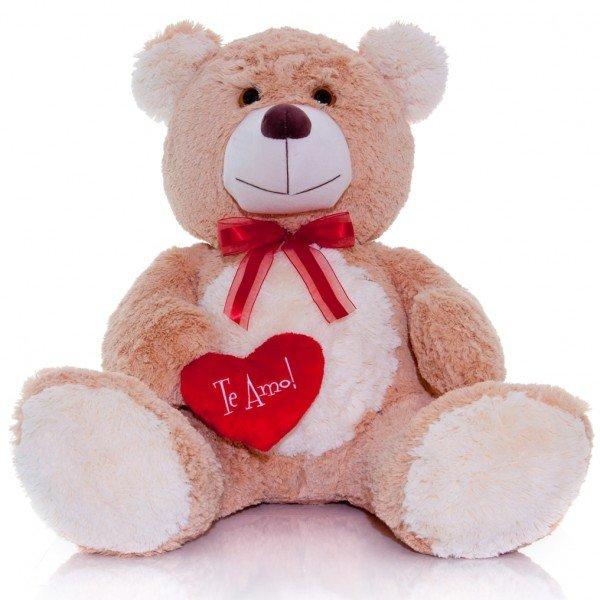 urso de pel cia 76 cm cris caramelo 1