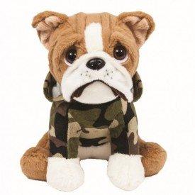 bulldog militar floricultura filippi em joinville