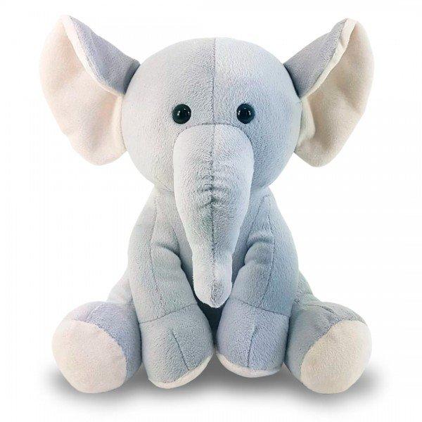 elefante de pelucia apaixonados